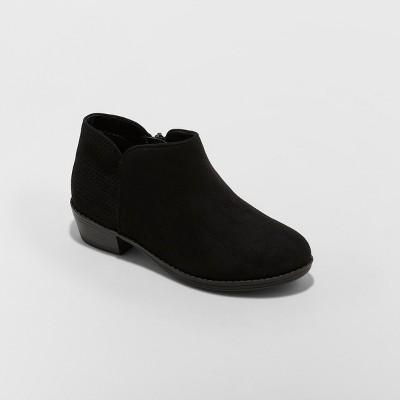 Girls' Frankey Laser Cut Fashion Boots - Cat & Jack™