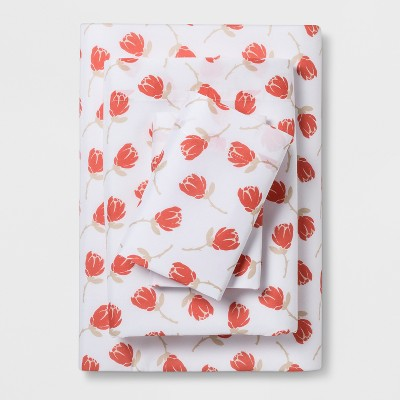 Microfiber Sheet Set Prints - Room Essentials™