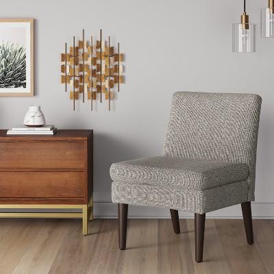 modern slipper chair diy patio cushions winnetka project 62 target