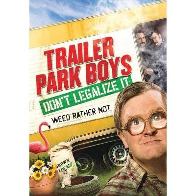 trailer park boys don t legalize it dvd 2014