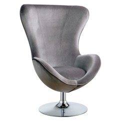 High Backed Chair Keter Lounge Chairs Ashford Contemporary Back With Ottoman Gray Homes Inside Out Target