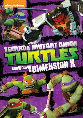 Tales Of The Teenage Mutant Ninja Turtles The Final Chapters : tales, teenage, mutant, ninja, turtles, final, chapters, Teenage, Mutant, Ninja, Turtles:, Showdown, (DVD), Target