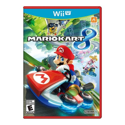 Mario Kart 8 - Nintendo WiiU (Digital)