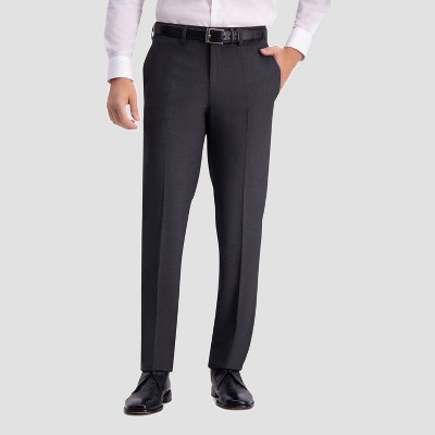 Haggar H26 Slim Fit Premium Stretch - Charcoal Heather