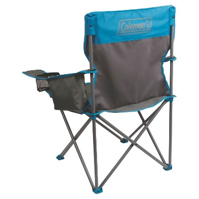 coleman cooler quad chair target blue s clues thinking big band with carrying case gray