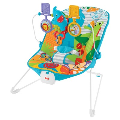 infant bouncy chair brooklyn bonded leather lounger and ottoman fisher price animal kingdom baby bouncer target