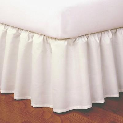 Wrap-around Ruffled Bed Skirt - Magic Skirt