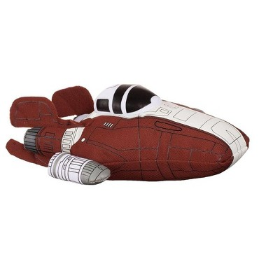 "Star Wars: The Last Jedi 6"" Plush Vehicle: A-Wing Fighter"