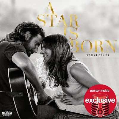 Lady Gaga & Bradley Cooper A Star Is Born (Original Motion Picture Soundtrack) (Target Exclusive)