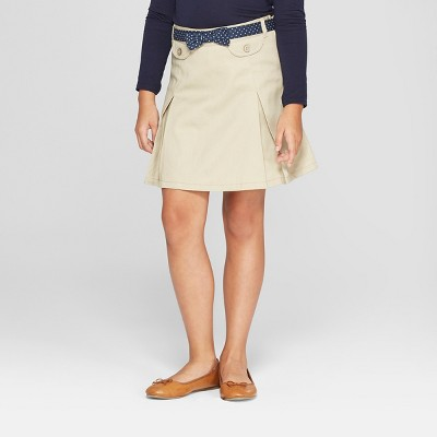 French Toast Girls' Uniform Scooter With Belt