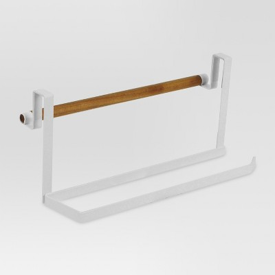 kitchen storage racks composter holders and dispensers white threshold target
