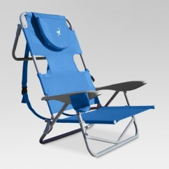 Backpack Beach Chair Target With Face Hole Ostrich Down Straps Deltess