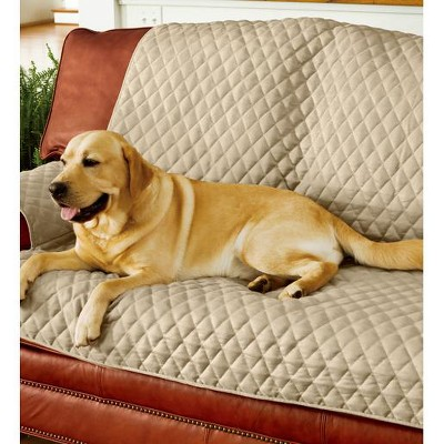 Polyester Pet Loveseat Protective Cover - Plow & Hearth
