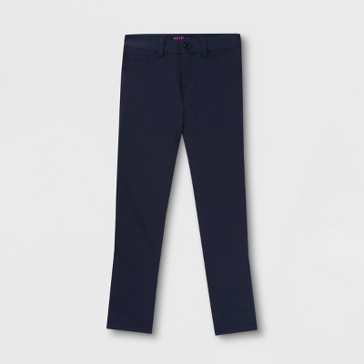 French Toast Girls' Uniform Knit Pants