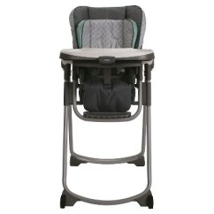 Graco Slim Spaces High Chair Strandmon Wing Review Target