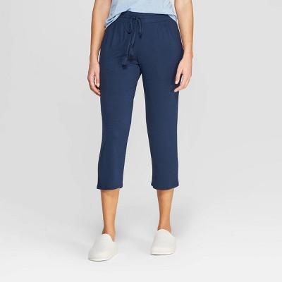 Women's Beautifully Soft Crop Pajama Pants - Stars Above™
