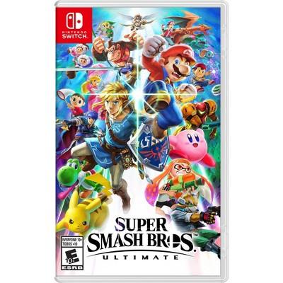 Super Smash Bros Ultimate Nintendo Switch Target