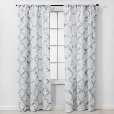 2pc Kana Light Filtering Window Curtain Panels - Threshold™