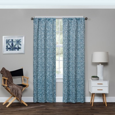 Bryton Thermaweave Blackout Curtain Panels - Eclipse