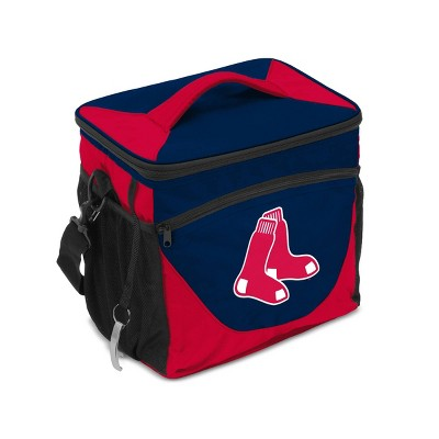 MLB Boston Red Sox 24 Can Cooler