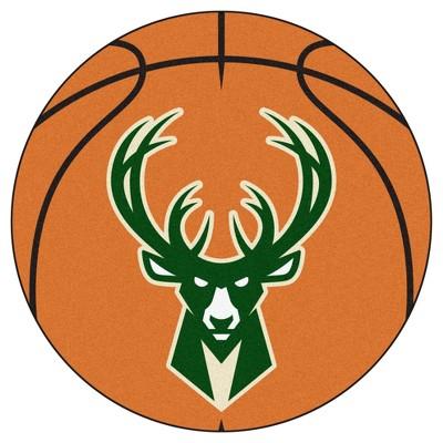 """NBA® Basketball Mat 27"""" Diameter"""