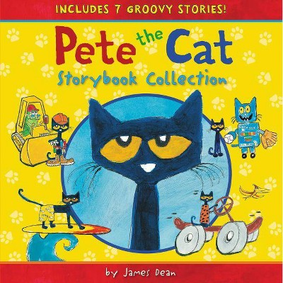 pete the cat storybook collection pete the cat hardcover by james dean