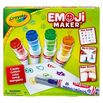 Crayola® Emoji Maker™ Marker Kit