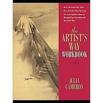 Artist's Way Workbook Paperback Julia Cameron Target