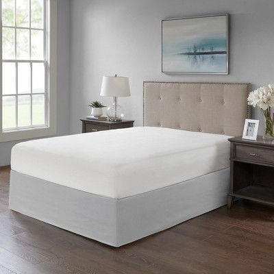 Simple Fit Wrap Around Adjustable Bed Skirt