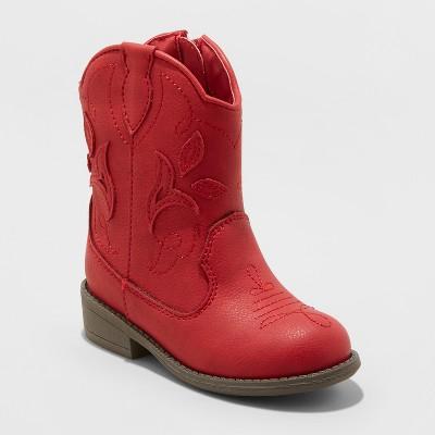 Toddler Girls' Arizona Cowboy Boots - Cat & Jack™
