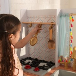 Kidkraft Toy Kitchen Portable Mixers Boho Bungalow Play Target