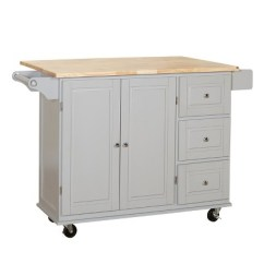 Cart For Kitchen Pictures Of Backsplashes Sundance Gray Buylateral Target