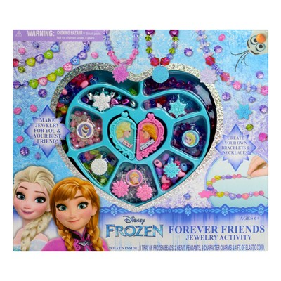 Frozen Forever Friends Jewelry Activity