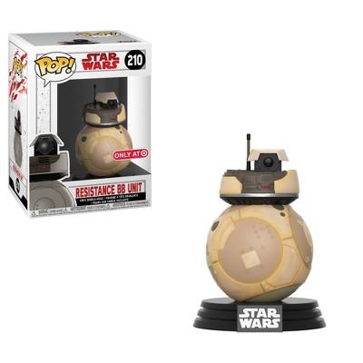 Funko POP! Star Wars: TLJ - Resistance BB