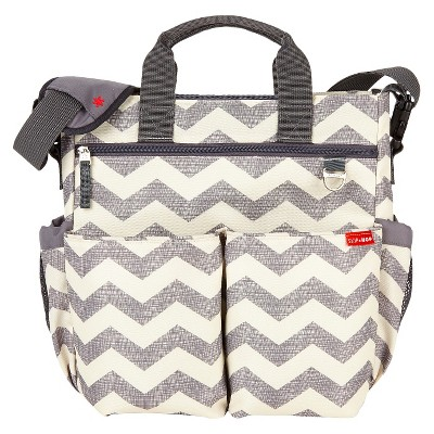 Skip Hop Duo Signature Diaper Bag - Chevron