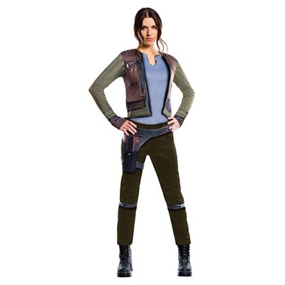 Star Wars Women's Rogue One Seal Commander Deluxe Adult Costume