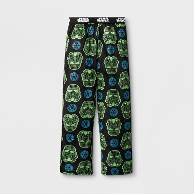 Boys' Star Wars Pajama Pants - Black