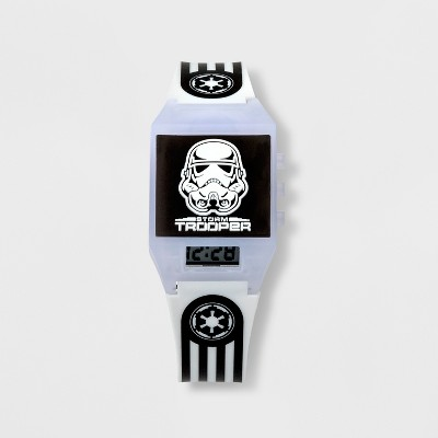 Boys' Star Wars Watch - White