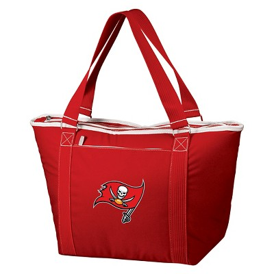 Tampa Bay Buccaneers - Topanga Cooler Tote by Picnic Time (Red)