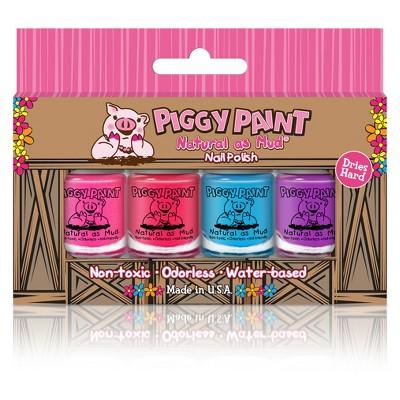 Piggy Paint Nail Polish Set 0.48 oz