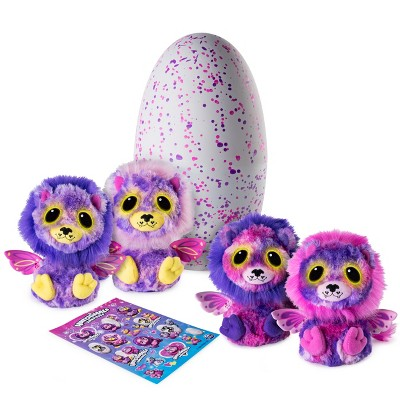 Hatchimals Surprise Ligull Hatching Egg w/Surprise Twin by Spin Master