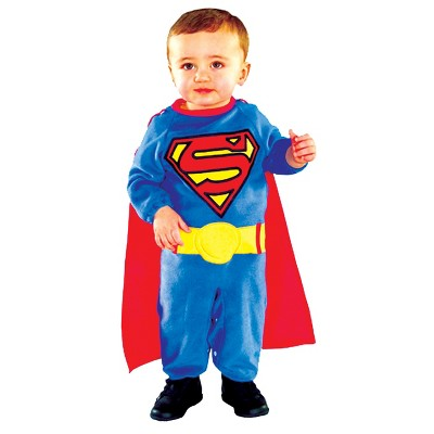 Boys' Superman Toddler Costume 1t-2t