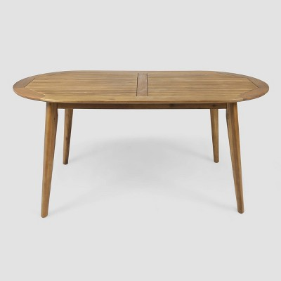 oval patio dining tables target