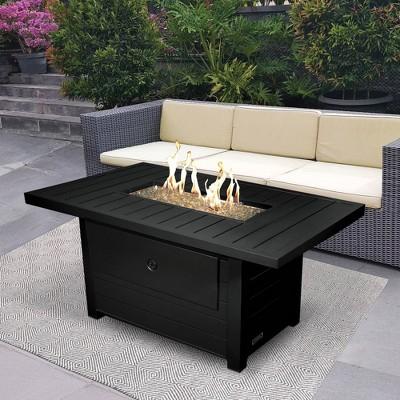 serenity fire table sunbeam