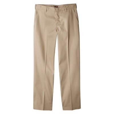 Dickies Boys' Classic Fit Uniform Twill Pants