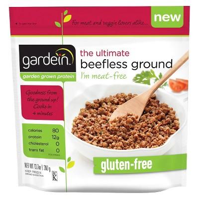 Gardein The Ultimate Beefless Ground Frozen Gluten Free ...