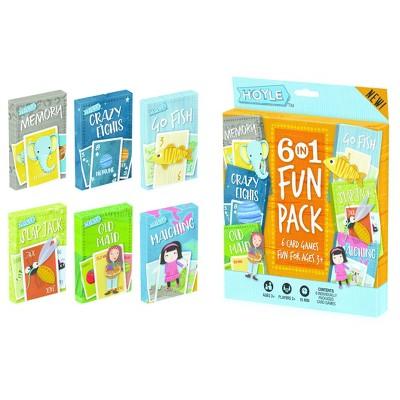Hoyle Kids Game Value Pack 6pk Target