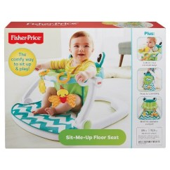 Sit Me Up Chair For Babies Cafe Style Table And Chairs Fisher Price Floor Seat Citrus Frog Target 11 More