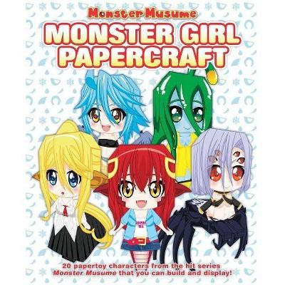 monster musume monster girl