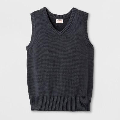 Boys' Uniform Sweater Vests - Cat & Jack™